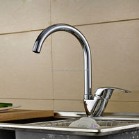 2014 new arrival white ,chrome and black three finishing faucet for you choosing
