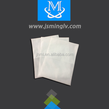 White High quality disposable airline/bus pillowcase with 10cm falp