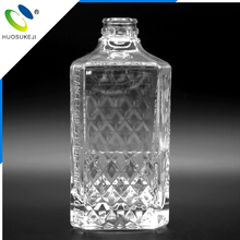 Sincere suppliers made custom 500ml whiskey bottle sizes