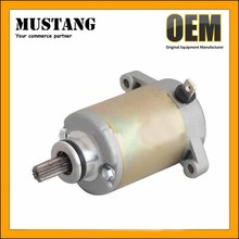 GN125 motorcycle starter motor for SUZUKI motorcycle parts