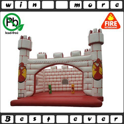 inflatable bouncing castle commercial grade, giant inflatable custom made wizard moon jumper