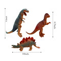 ICTI certificated custom made plastic Dinosaur Toys figures Sets