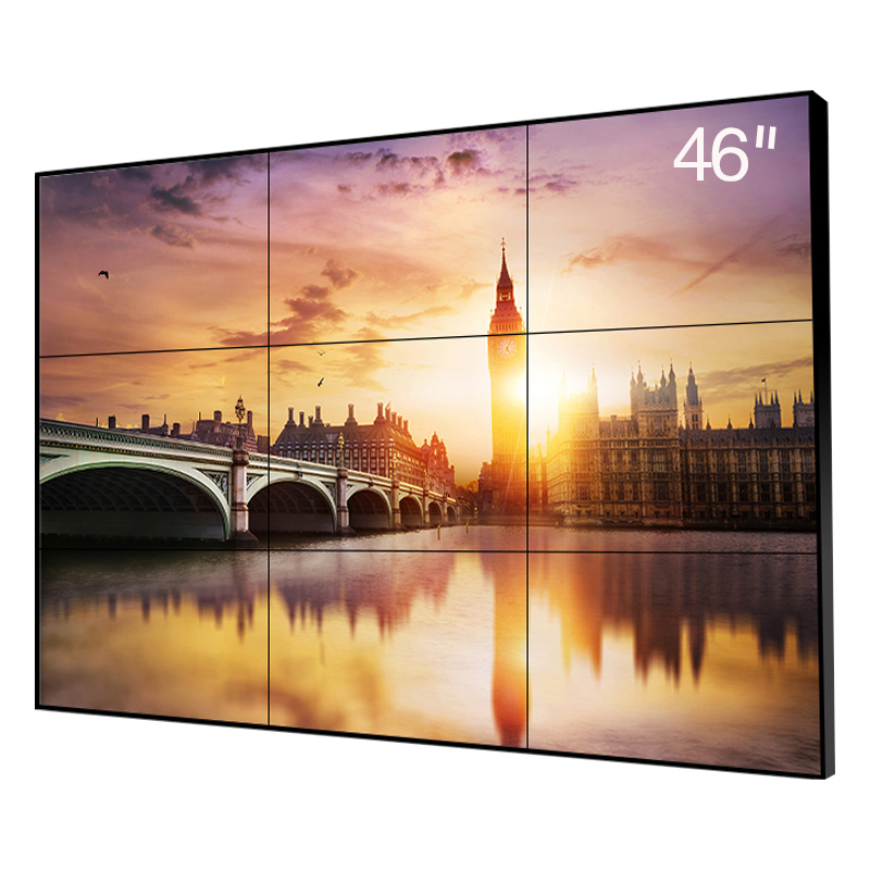 46 inch 3x3 lcd video wall mall samsung full HD for Hotsale shopping