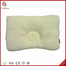 wholesale square plush newborn head pillow stuffed pillow sleeping support prevent flat head pillow
