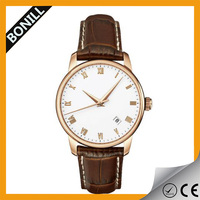 High quality popular water resistant sapphire crystal watch swiss quartz movement watches price