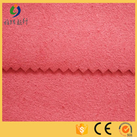 Certified Product Attractive Synthetic Suede Padding