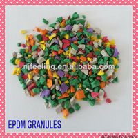 Water And Heat Resistant EPDM Rubber Granules, EPDM Rubber chips and Crumb EPDM Rubber-FN-A-16060701