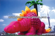 18' Big Beautiful Dinosaur Characters Inflatable Cartoon