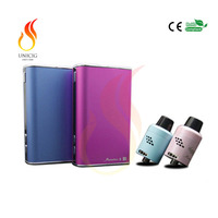 Newest US Design Unicig Authentic Reverse Polarity Protection Box Wholesale Cigarette Case for Sell