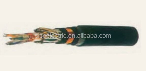 high voltage pilot cable