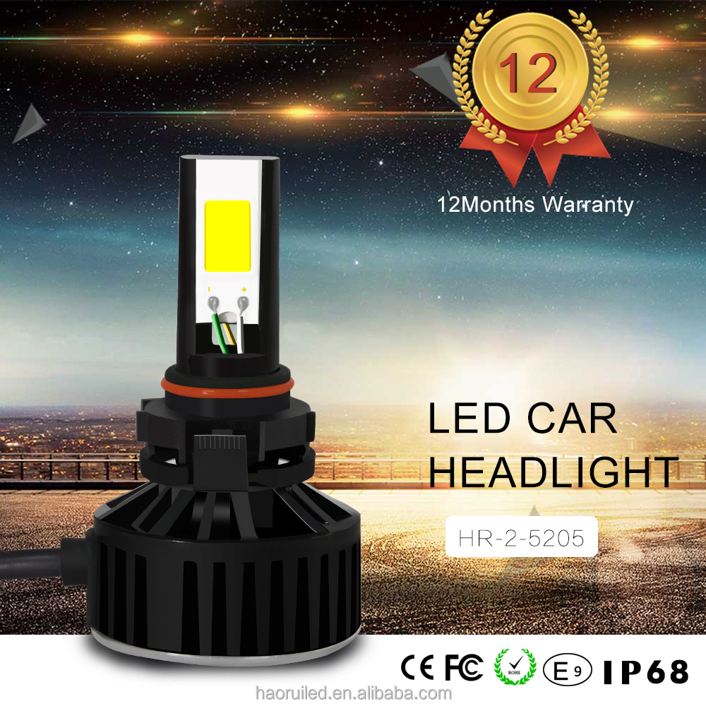 2016 innovation products 35w led car light h1 h3 h4 52020 9004 9007 led headlight bulb conversion kit for car and motorcycles