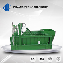 High quality single and double layers screen for good material vibrating shale shaker