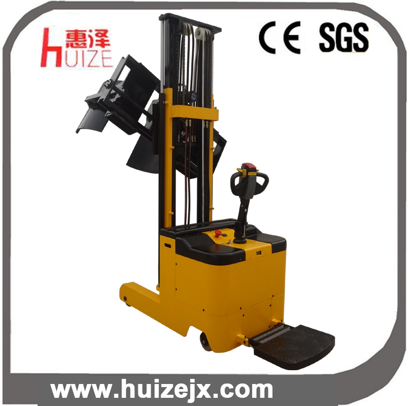 Battery Electric Material Handling Equipment For Paper