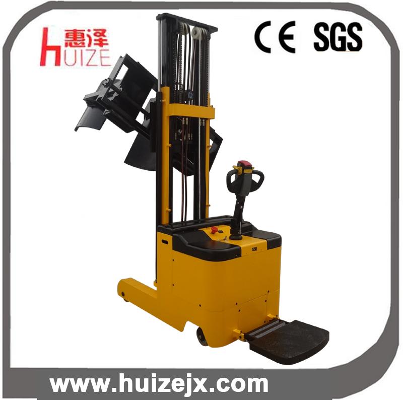 Battery Handling Equipment : Battery electric material handling equipment for paper
