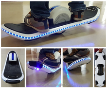2017 Wholesale Hover Board One Wheel Hoverboard Electric Skateboard Smart Balance Scooter With Led Lights