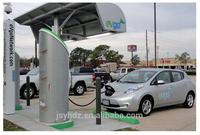 Electric Vehicle Fast Charging Station