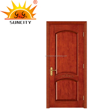 Factory manufacturer indonesia waterproof wooden door indian price