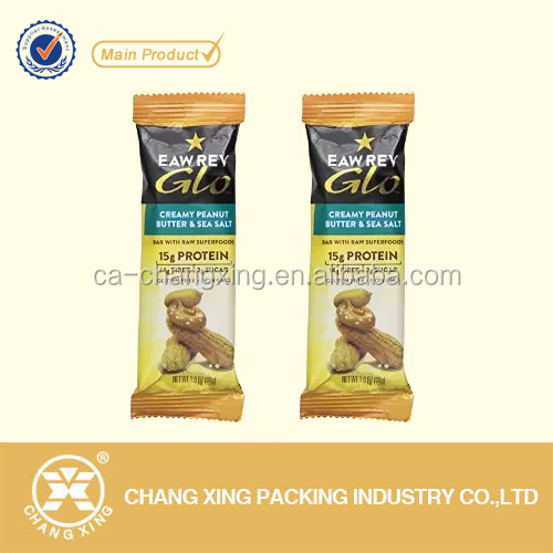 Flowing packing plastic wrapper food packaging bag for nuts roasted,peanut packaging