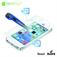 Bestsuit Brand Air force one pure tempered glass film for iphone5,high quality!