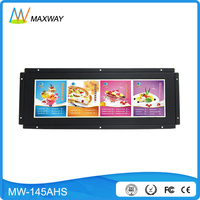 open frame 14.9 inch stretched bar TFT ultra-wide LCD display