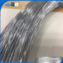 low price good quality factory electric galvanized iron wire 5.16mm/ Gauge 6