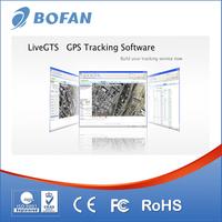 Real Time Web Based Global GPS Server Tracking Software