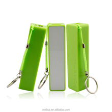 Mini portable power bank convenient power bank portable battery charger USB perfume power bank for smart phone