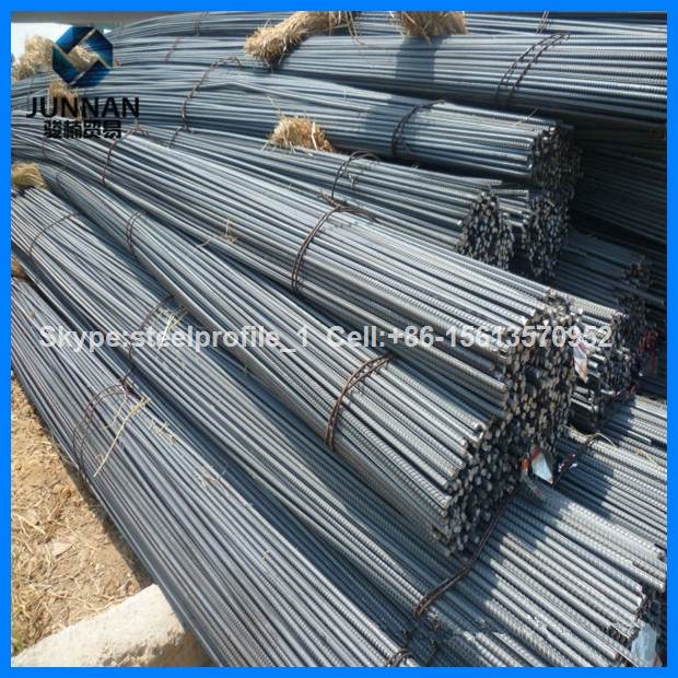 9m-12m Length and ASTM,JIS,GB,DIN Standard concrete iron rods made in china