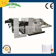 Automatic white carton die cutter with carton die cutter wooden board steel ruler