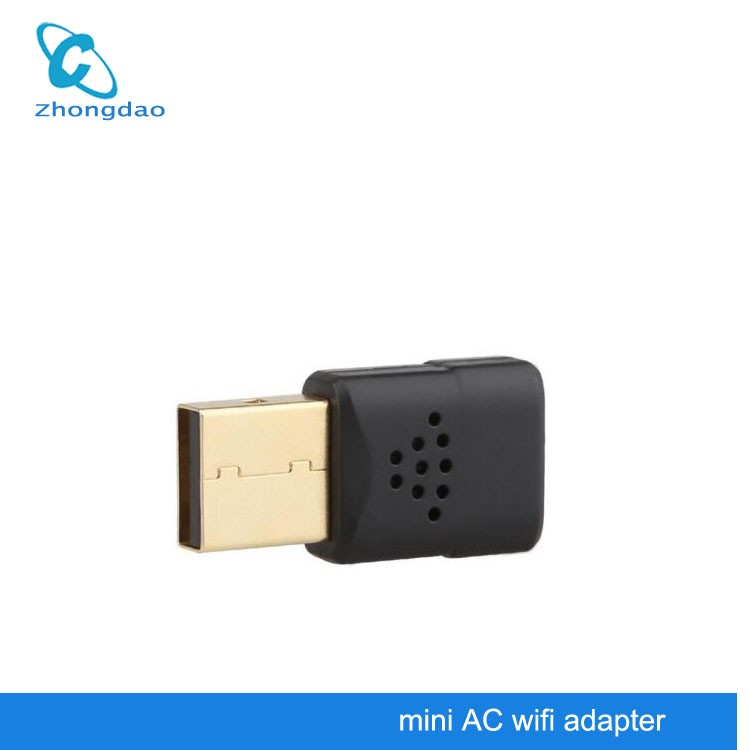 5GHz 433Mbps or 2.4GHz 150Mbps Wireless Dual band wifi adapter AC600 802.11AC USB Wi-Fi Network Adapter WS