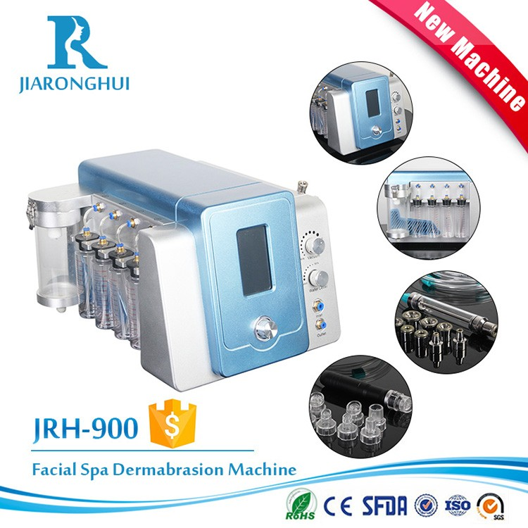 Portable microdermabrasion exfoliation micro crystal diamond dermabrasion machine