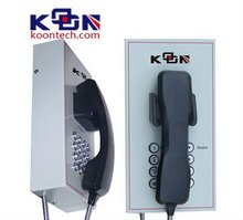 Wall Mount emergency service Telephone rj11 telephone box KNZD-05