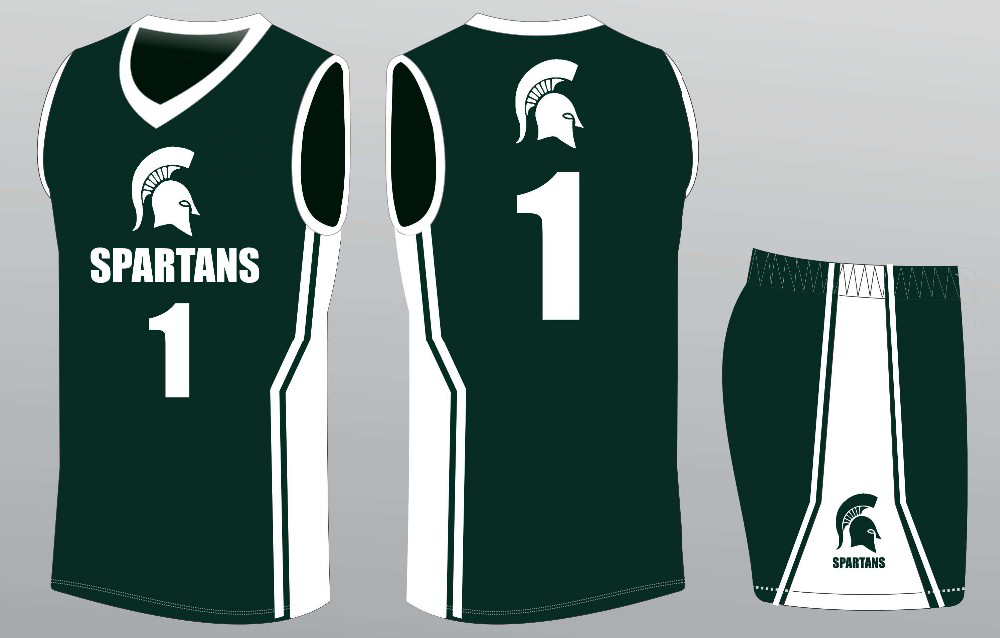 latest best Sublimated reversible Custom Basketball Jersey