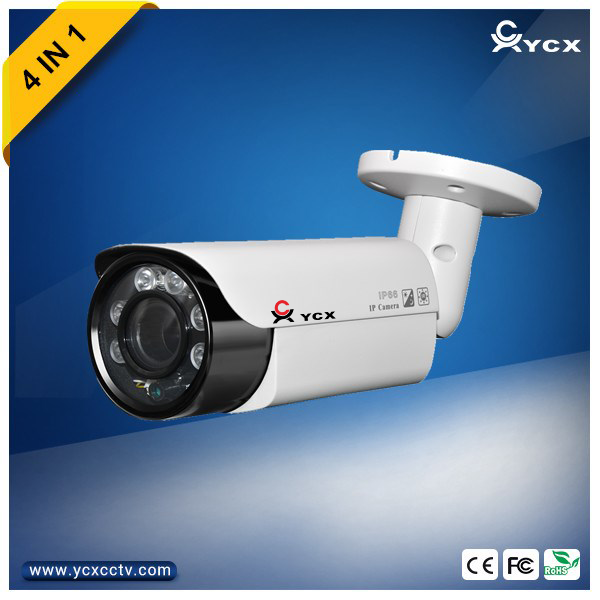 Bullet Newest Hybrid 5MP TVI Outdoor Camera SONY IMX326 5MP Hybird TVI/AHD Camera