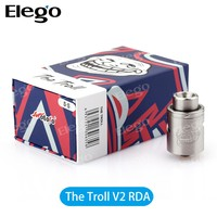 Buy China full mechnical mod wholesale The Troll atomizer The ...