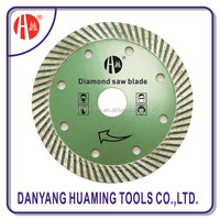 high quality tabl saw turbo cut disc for granite,marble,stone