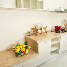 Waterproof and fireproof quartz stone kitchen countertops