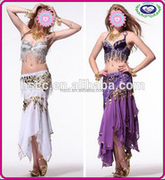 China Professional Stage Performance Wear Sexy Adult Women Girls Cheap Wholesale Belly Dance Costumes