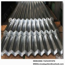 CGCC corrugated roofing sheet with SGS certification