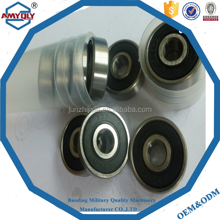 Excellent quality new products miniature trolley bearing 602Xzz