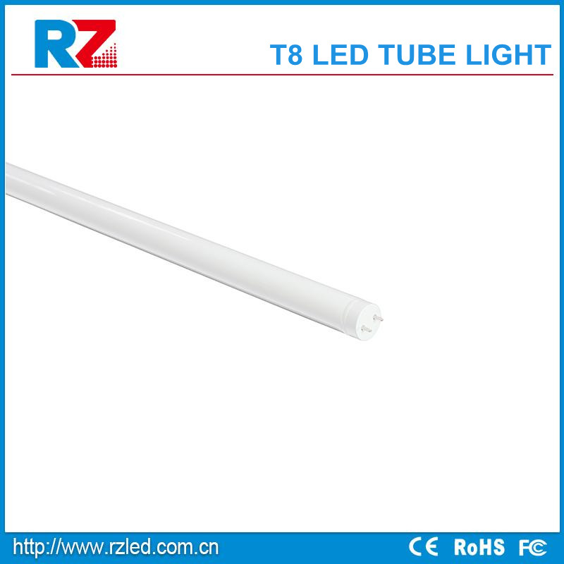 bourdon tube pressure gauge 18w 1200mm led tube light CE RoHS Bivolt AC100-240V led tube