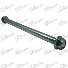 CRF KLX Dirt Pit Bike Rear Swingarm Long Size Axle Mounting Bolts 205mm