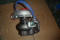 electric turbocharger for engine parts