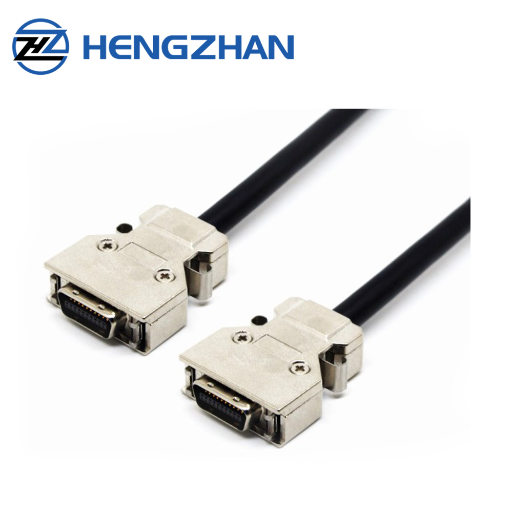 Manufactured in China mdr 20 pin cable