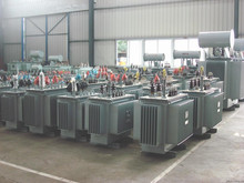 11KV copper winding fully sealed distribution transformer 630KVA with low partial discharge