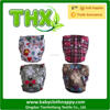 New Printed THX Diaper Wholesale Newborn AIO Cloth Diaper
