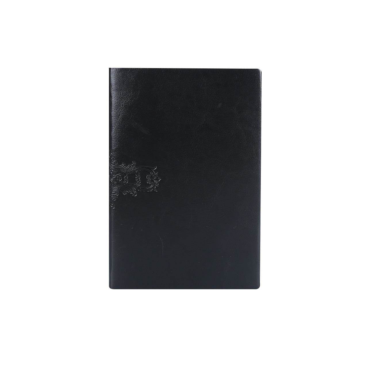 Multifunctional Cheap Custom Logo Printed A5 Faux PU Leather Notebook