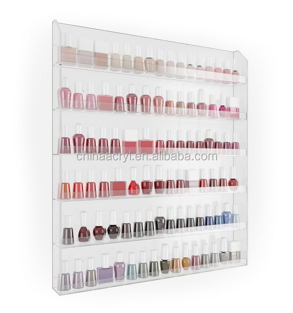 List Manufacturers of Nail Polish Wall Display, Buy Nail Polish Wall ...