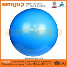 Anti-burst PVC Yoga Gym Ball with competition price