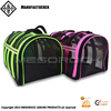 2016 Newly design soft comfort pet travel tote bag pet carrier airline approved